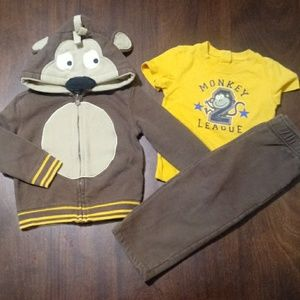 Koala Baby Outfit